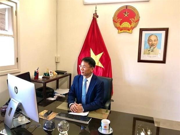 越南与委内瑞拉促进贸易合作关系 hinh anh 1
