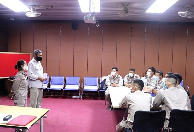 挪威人民援助组织协助越南展开三级排雷训练 hinh anh 1