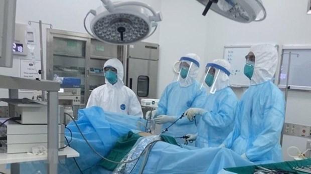 联合国对医疗后送机制下的患者带到越南接受治疗非常有信心 hinh anh 1