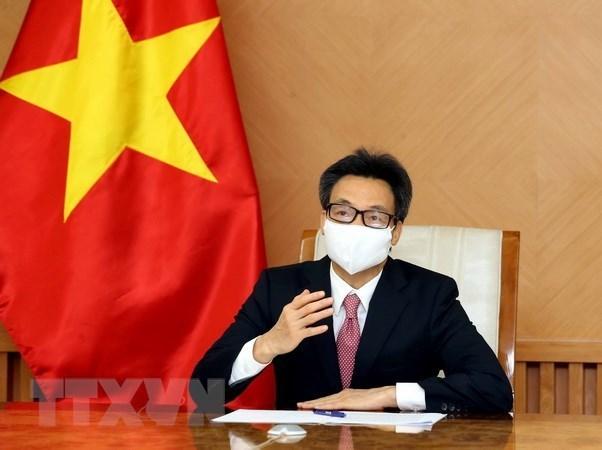 世行将在应对新冠肺炎疫情中继续同越南并肩同行 hinh anh 1