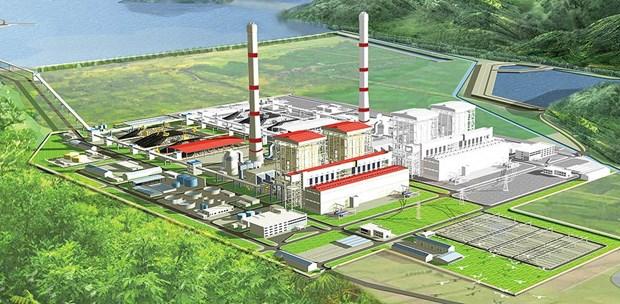 广泽一号热电厂设计、土建安装工程施工合同签订 hinh anh 1