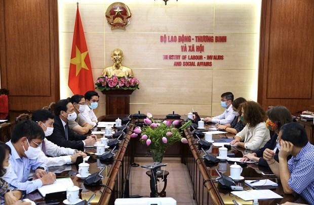世界银行继续帮助越南解决民生保障工作中的核心问题 hinh anh 2