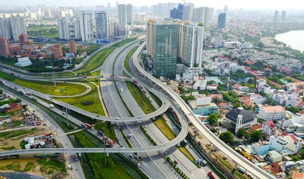 胡志明市拨出970万亿越盾来发展交通基础设施 hinh anh 1