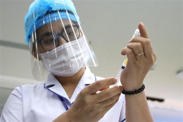 19日中午越南新增112例新冠肺炎确诊病例 hinh anh 1