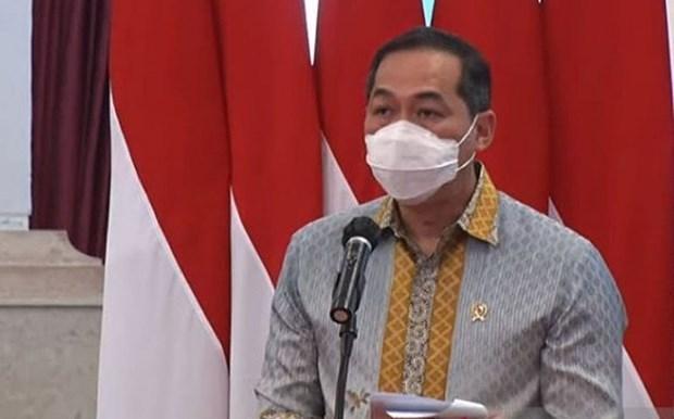 印度尼西亚和加拿大启动两国全面经济伙伴协定谈判 hinh anh 1