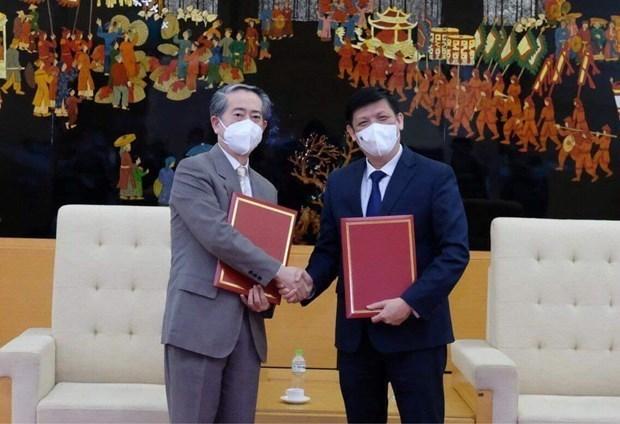 越南接收50万剂中国医药集团Vero-Cell疫苗 hinh anh 2