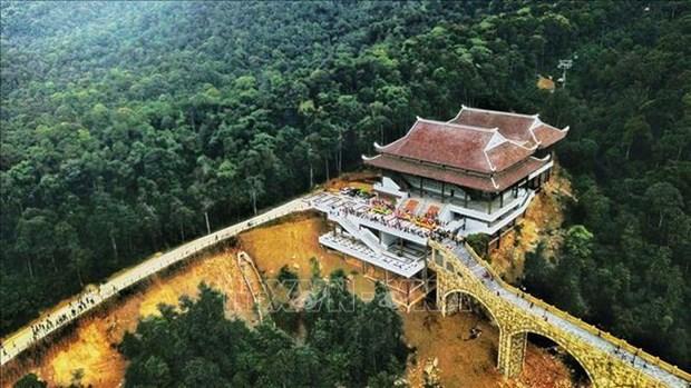 北江省力争建成开发5个旅游空间 hinh anh 2