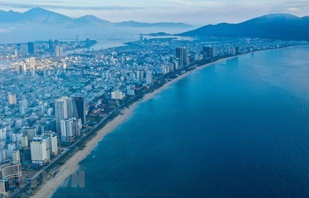 岘港市美溪海滩被列入亚洲25大最佳海滩榜单 hinh anh 2
