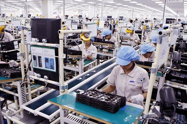 手机和计算机出口额同时破200亿美元大关 hinh anh 1