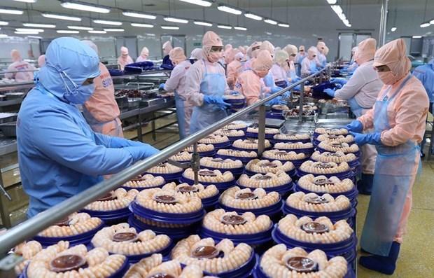 越南水产品对美国出口额达近7亿美元 hinh anh 1