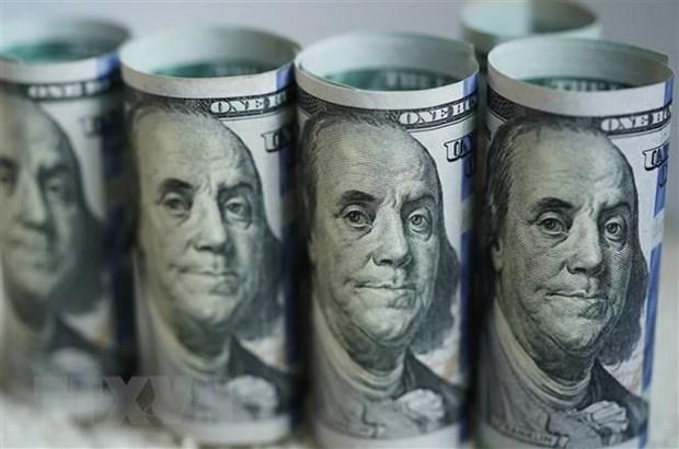 6月21日上午越盾对美元汇率中间价下调19越盾 hinh anh 1