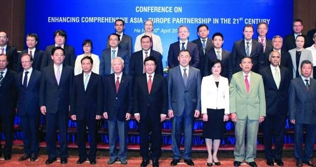 亚欧会议高级政策对话:新时期亚欧合作方向与远景 hinh anh 4