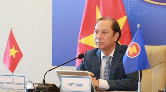 越南提议东盟各国坚持在东海问题上的一贯原则立场 hinh anh 1