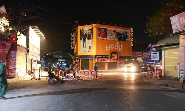 海防市重新开放商业和服务活动 hinh anh 1