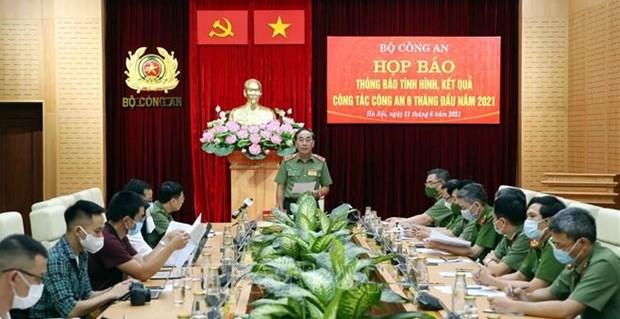 原公安部情报总局副局长阮维灵因受贿罪被起诉 hinh anh 1