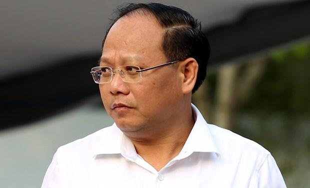 新顺投资建设公司案:对原胡志明市常务副书记必成刚进行起诉 hinh anh 1