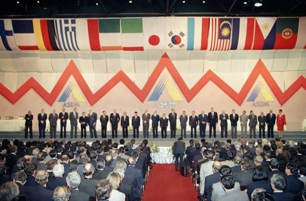 亚欧会议高级政策对话:新时期亚欧合作方向与远景 hinh anh 1