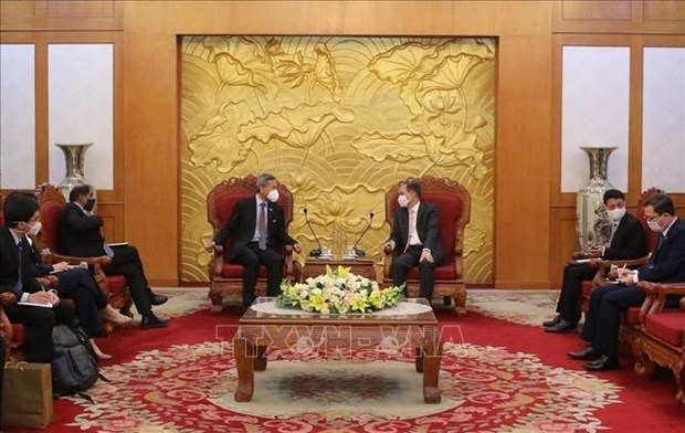 促进越南与新加坡执政党的合作关系 深化两国战略伙伴关系 hinh anh 1