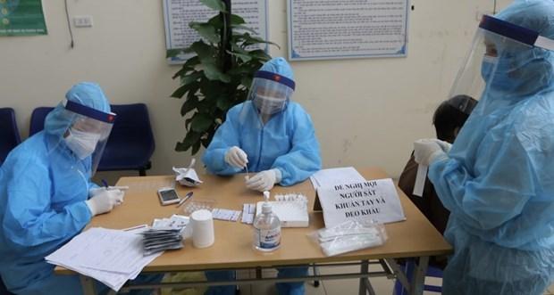 新冠肺炎疫情:6月23日上午越南新增55例确诊病例 其中胡志明市51例 hinh anh 1