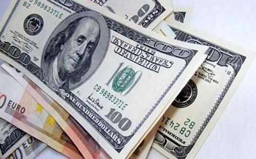 6月23日上午越盾对美元汇率中间价下调7越盾 hinh anh 1