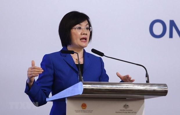 亚欧会议在越南多边外交政策中发挥重要作用 hinh anh 2