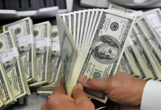 6月24日上午越盾对美元汇率中间价持平 hinh anh 1