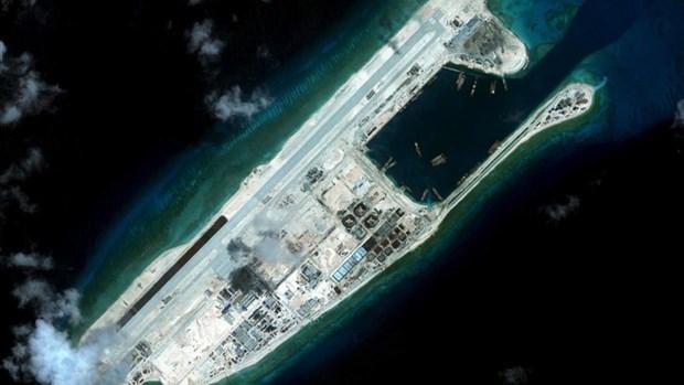 外交部例行记者会:有关各方不要采取使东海局势复杂化的行动 hinh anh 1