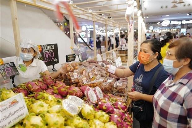 努力把越南产商品送到泰国消费者手中 hinh anh 1