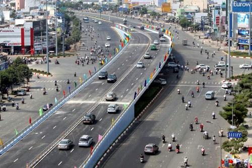 2021-2025年阶段胡志明市优先投资7个智能交通项目 hinh anh 1