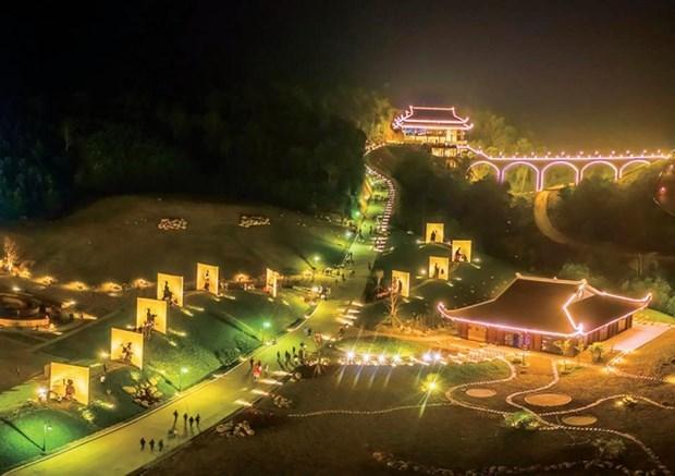 北江省拟促进夜间经济发展 hinh anh 1