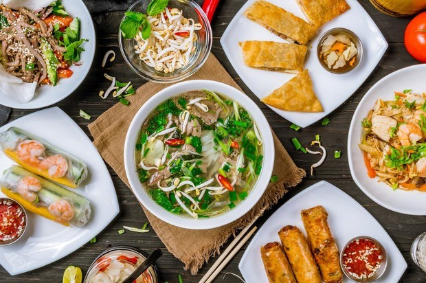 越南跻身《孤独星球》评选的全球最佳美食目的地榜单 hinh anh 1