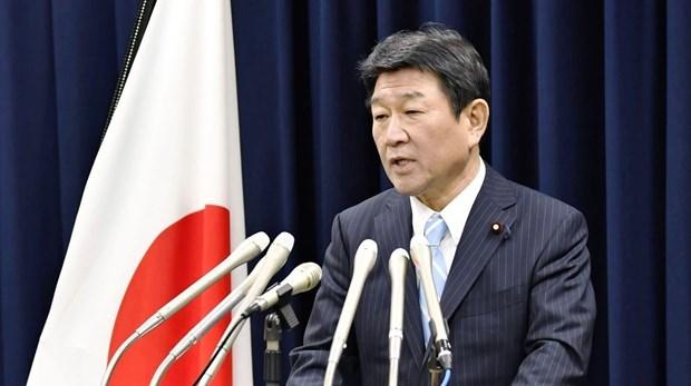 日本公布对东南亚国家的新冠疫苗援助计划 hinh anh 1