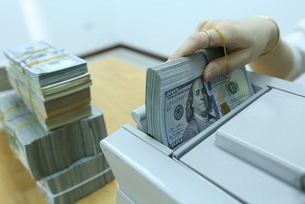 6月28日上午越盾对美元汇率中间价上调10越盾 hinh anh 1