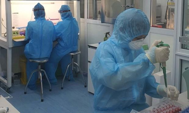 28日中午越南报告新增146例新冠肺炎本土确诊病例 hinh anh 1