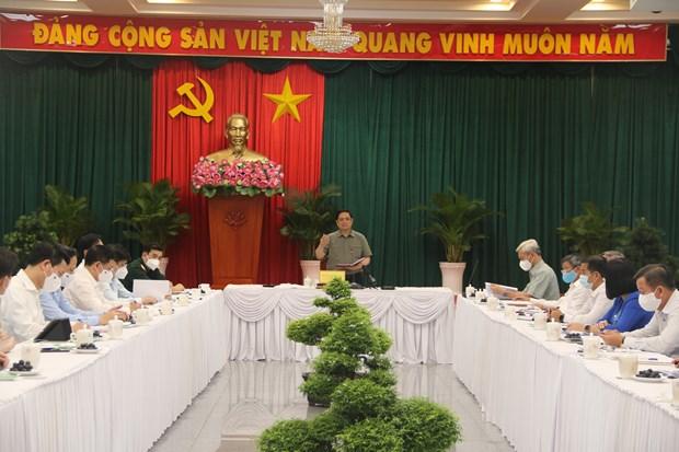 """范明政总理:积极主动采取灵活措施实现防疫情促发展""""双重目标"""" hinh anh 2"""