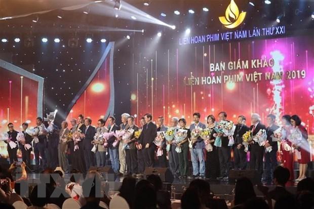 第22届越南电影节将于9月举行 各项活动精彩纷呈 hinh anh 1