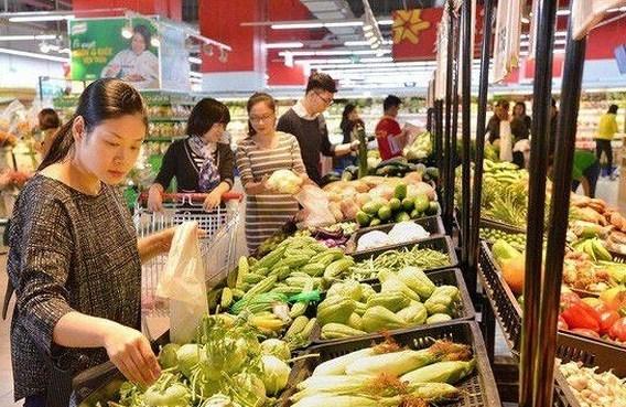2021年上半年河内市居民消费价格指数同比增长1.14% hinh anh 1