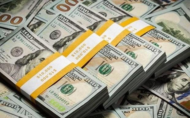 6月29日上午越盾对美元汇率中间价下调8越盾 hinh anh 1