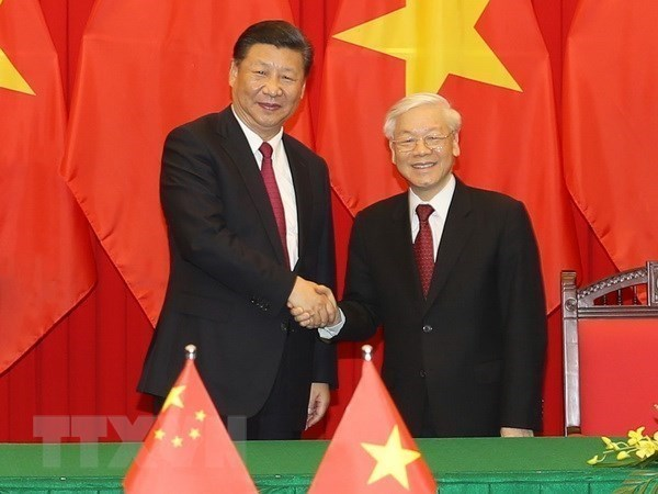 中国驻越大使熊波: 坚持中越关系的战略引领 hinh anh 1