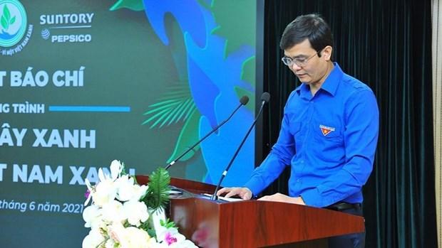 """""""百万棵绿树——为了一个绿色的越南""""计划启动仪式在河内举行 hinh anh 1"""