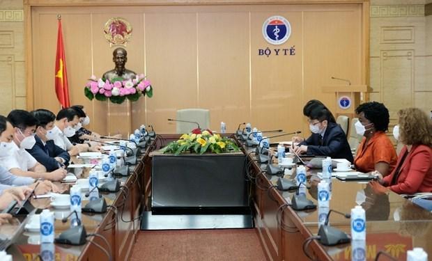 建议世界银行支持越南开展新冠疫苗研究与生产工作 hinh anh 1