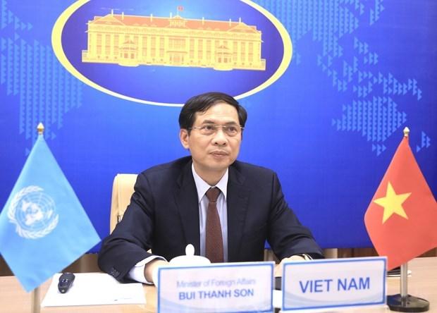 越南与联合国安理会:网络安全对各国和平、安全与繁荣发展具有关键性意义 hinh anh 1