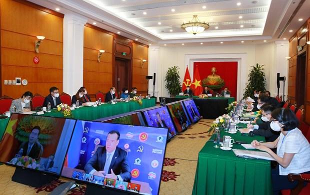俄罗斯与东盟加强党际交流 深化合作关系 hinh anh 2