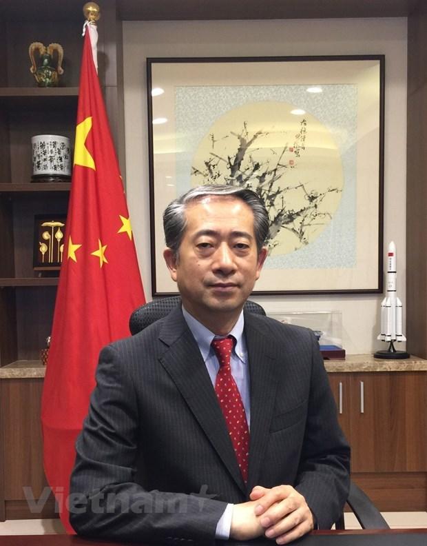 中国驻越大使熊波: 坚持中越关系的战略引领 hinh anh 2