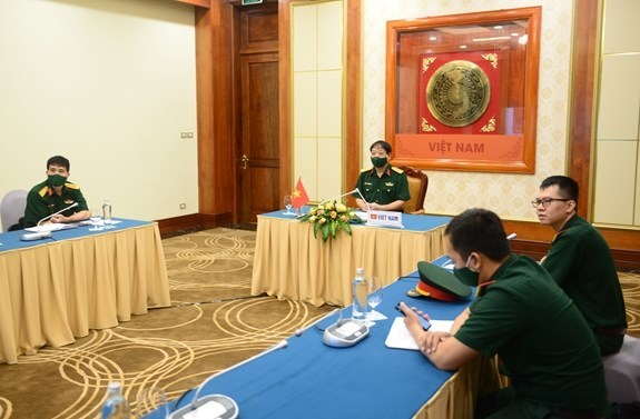 越南代表出席国际军事体育理事会第76届军体大会 hinh anh 1