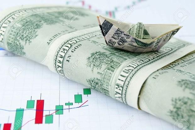 7月1日上午越盾对美元汇率中间价下调5越盾 hinh anh 1