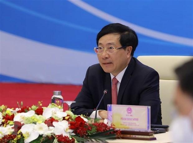 美国企业对促进越美两国经贸合作扮演重要的作用 hinh anh 1