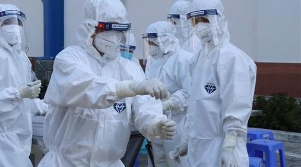 7月1日中午越南新增258例本土新冠肺炎确诊病例 154例在胡志明市发现 hinh anh 1