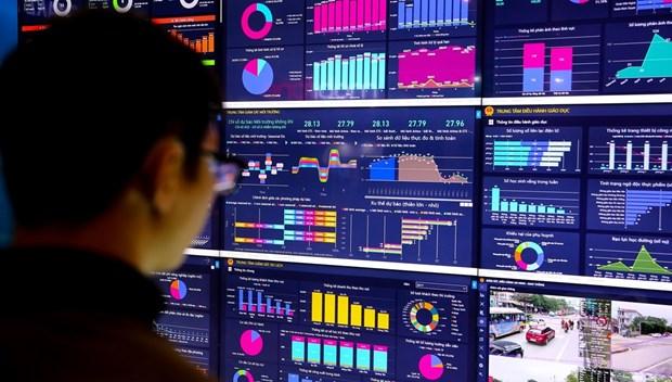 国际电信联盟发布全球网络安全指数:越南排名第25位 hinh anh 1