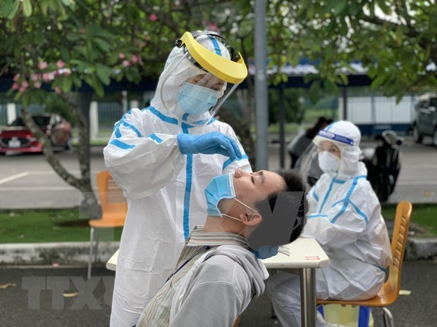 胡志明市力争7月10日前成功控制疫情 hinh anh 2